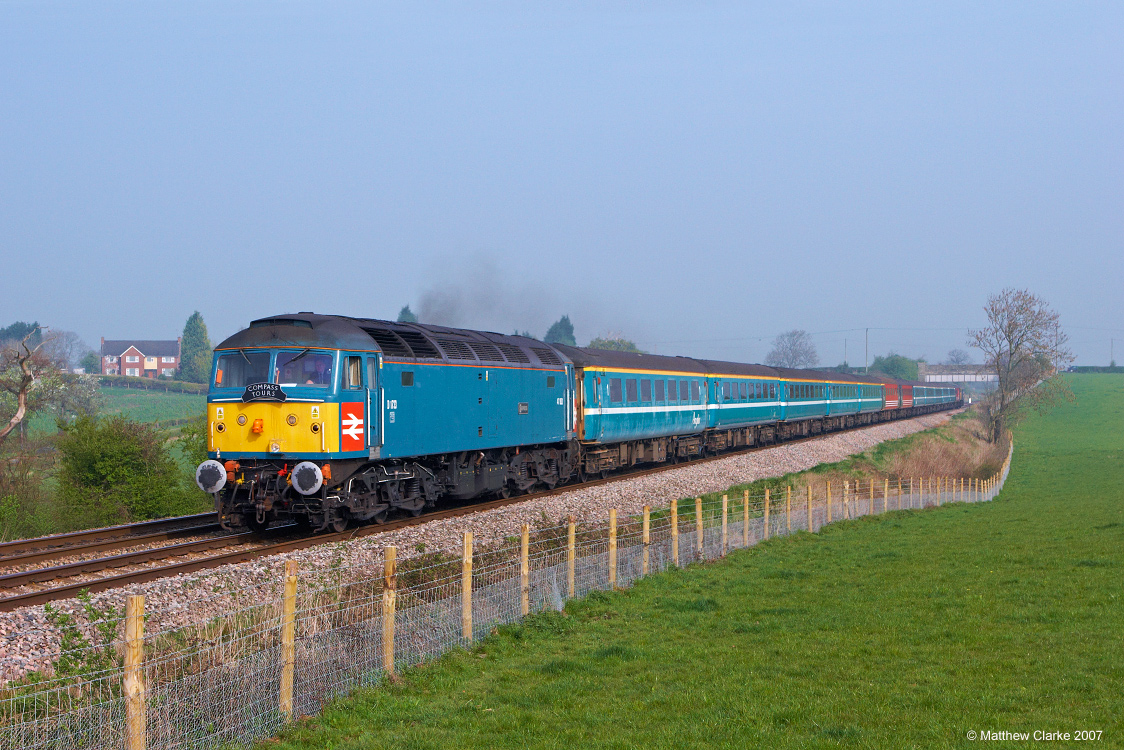 Compass Tours By Rail